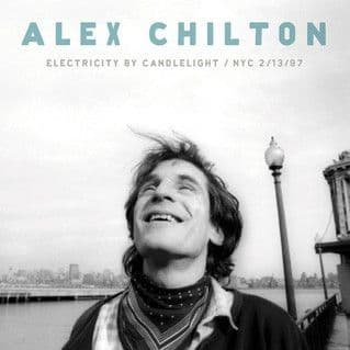 Alex Chilton<br>Electricity By Candlelight NYC 2/13/97<br>LP